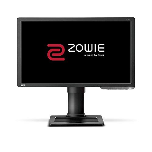 BenQ ZOWIE XL2411P 24 Zoll 144Hz Gaming Monitor (1ms Reaktionszeit, Höhenverstellbar, Black eQualizer, Display Port) für PC-Spieler